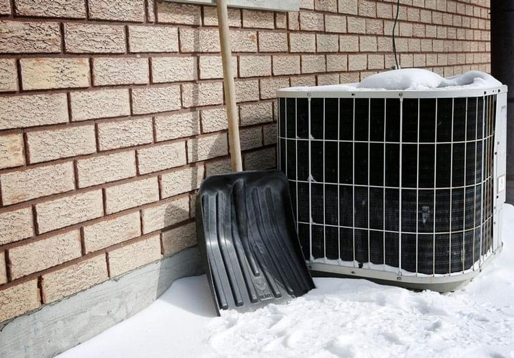 Heat Pump Frozen Up? Heres What You Should Do